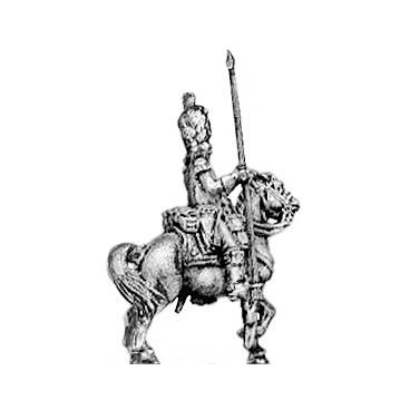 Carabinier standard bearer
