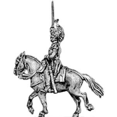 Cuirassier officer