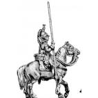 Cuirassier standard bearer