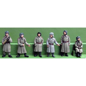 SU 75 crew