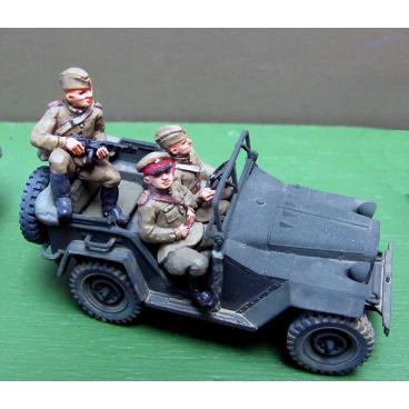 GAZ jeep crew