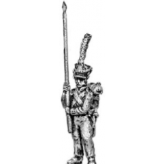 Standard bearer (for battalions without eagles)