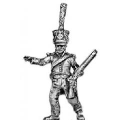 Voltigeur officer, with carbine
