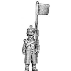 Port Fannion, greatcoat, line marker