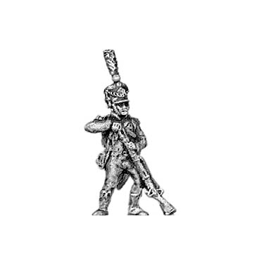 Voltigeur, shako, skirmishing