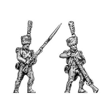 Voltigeur, colpack, skirmishing