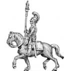 Carabinier eagle bearer