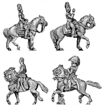 Davout, Lannes, Lasalle, and general