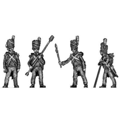 Foot Artillery Crew