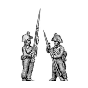 Musketeers, firing and loading