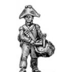 Musketeer drummer