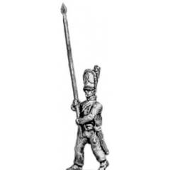Grenadier standard bearer