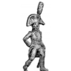 Fusilier/Jager officer, with sabre