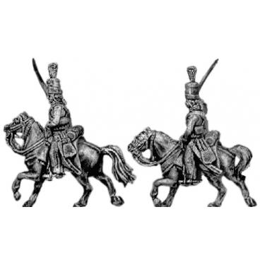 Hussar trooper, mirliton