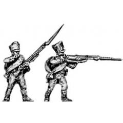 Fusilier, skirmishing