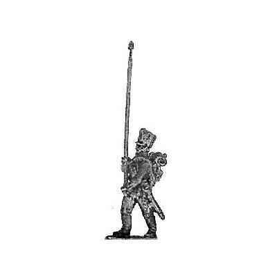 Standard bearer, NCO