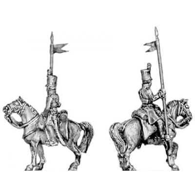 Landwehr, English shako