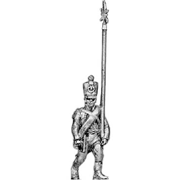 Musketeer NCO, shako