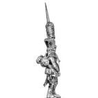 Grenadier, shako, march attack
