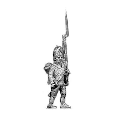 Fusilier, mitre