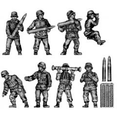 SS 8.8cm flak crew