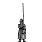 1805-11 Fusilier standard bearer in greatcoat