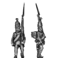 Pavlov Grenadier, march attack