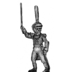 Pavlov Grenadier Officer, shako