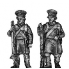 St Petersburg Militia with musket