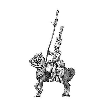 Uhlan, standing