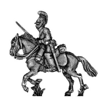 Kurassier von Zastrow trooper