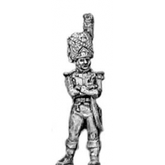 Grenadier of the Guard officer