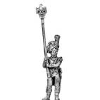 Grenadier of the Guard eagle bearer