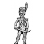 Chasseur of the Guard officer