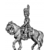 Guard officer, mounted