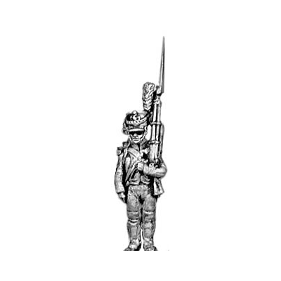 Fusilier of the Guard chasseur (1809-10)