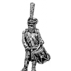 Fusilier of the Guard grenadier drummer