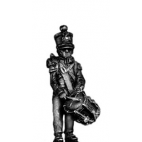 Young Guard Drummer, 1814 uniform