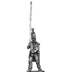 Standard bearer, stovepipe