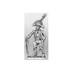 Catalonian light infantry officer