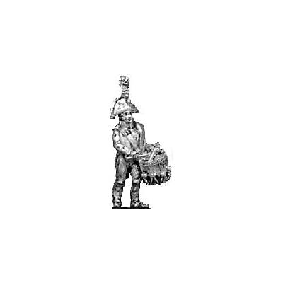 1805 Light infantry drummer
