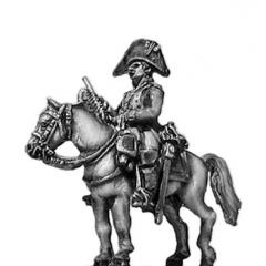 Cavalry trumpeter