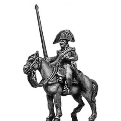 Cavalry standard bearer