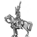 Cazadores a Caballo officer