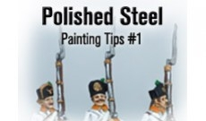 Painting Tips #1 - Polished Steel