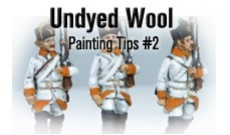 Painting Tips #2 - Undyed Wool