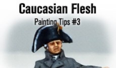 Painting Tips #3 - Caucasian Flesh