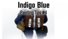 Painting Tips #4 - Indigo Blue