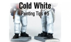 Painting Tips #5 - Cold White