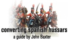 Converting Jena Prussians into Spanish Hussars